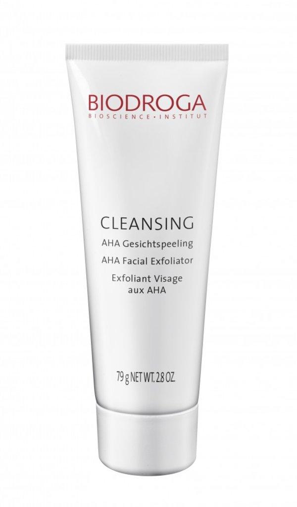 Уход за лицом: Очищающий пилинг для всех типов кожи (с АНА кислотами) / AHA Facial Exfoliator, BIODROGA в Косметичка, интернет-магазин профессиональной косметики