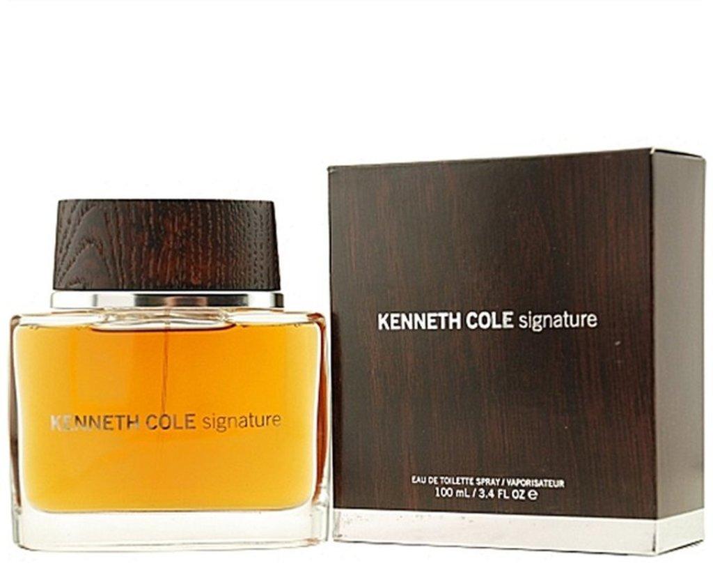 Для мужчин: Kenneth Cole Signature edt м 100ml в Элит-парфюм