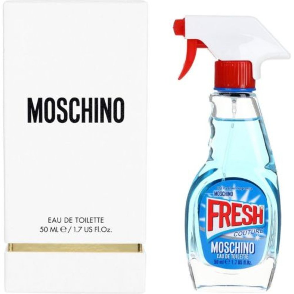 Moschino: Moschino Fresh Cuture Туалетная вода edt ж 50ml(белая) в Элит-парфюм
