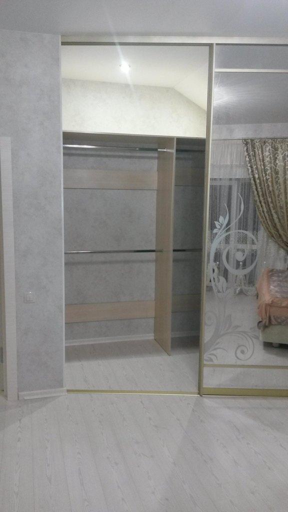 Шкафы-купе: Шкаф-купе 8 в Квадра Мебель