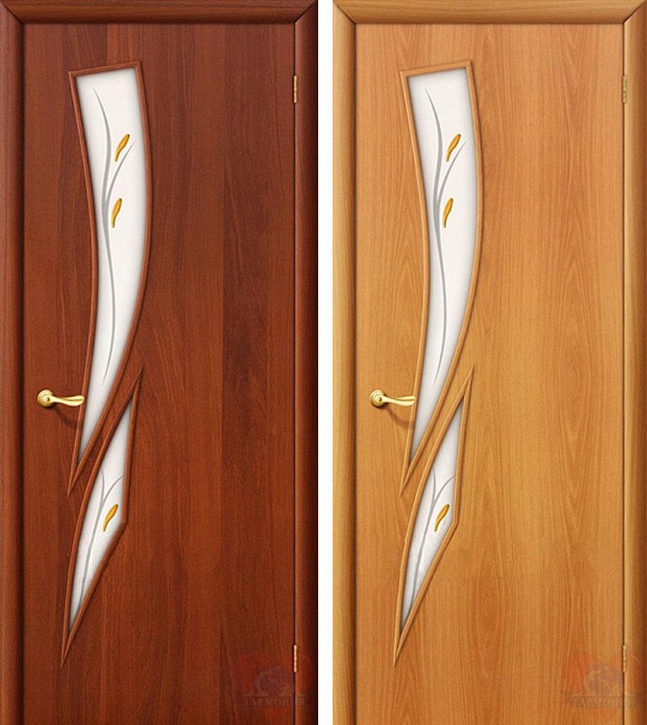 Двери Верда: Дверь межкомнатная С-2 (ф) в Салон дверей Доминго Ноябрьск