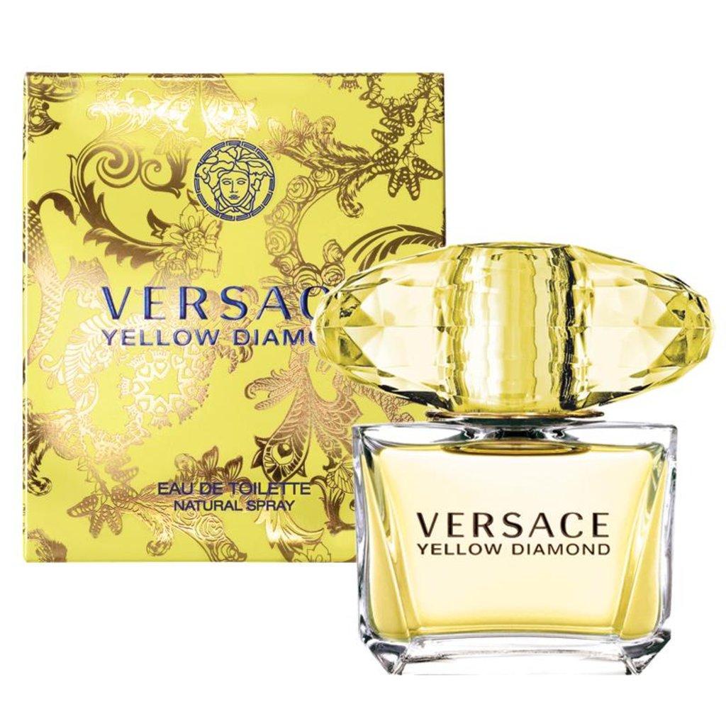 Versace (Версаче): Versace Yellow Diamond 90ml в Мой флакон
