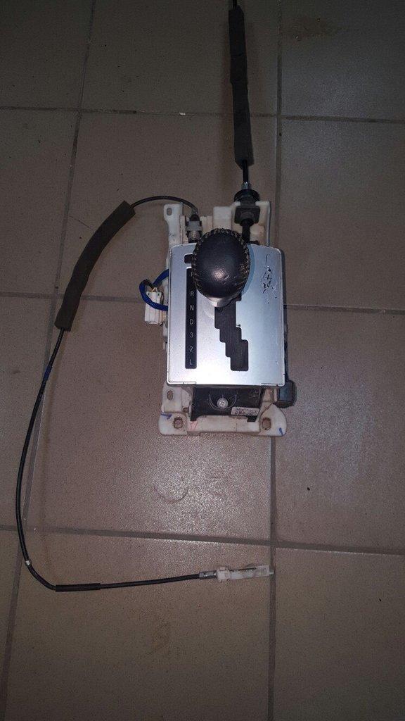 Электрика: Селектор АКПП Lancer X в VINcode