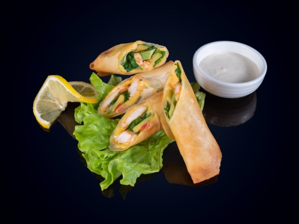 Роллы: Авокадо Спринг в МЭСИ суши&роллы