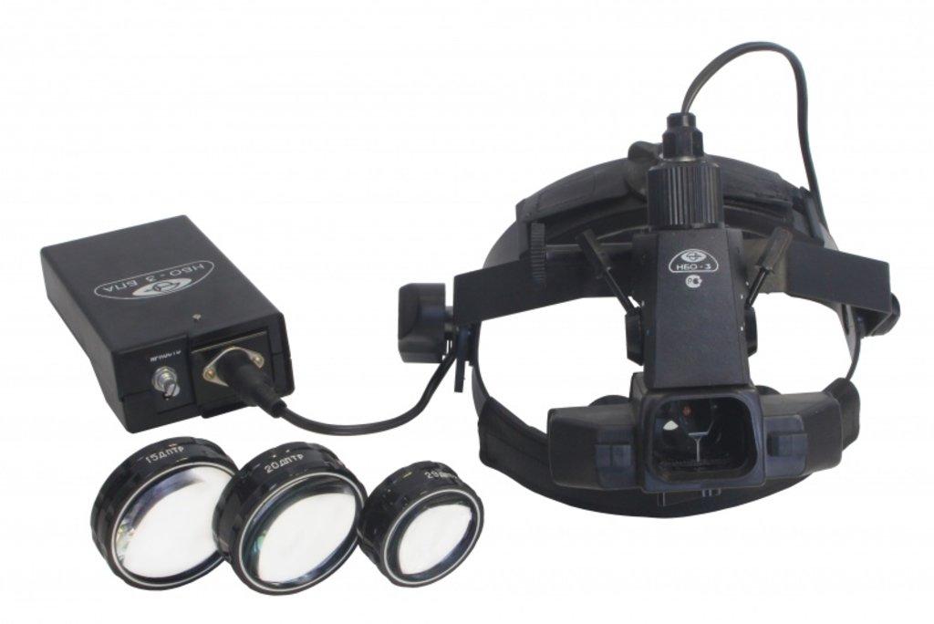 Офтальмоскоп: Офтальмоскоп налобный бинокулярный ЗОМЗ НБО-3-01 в Техномед, ООО
