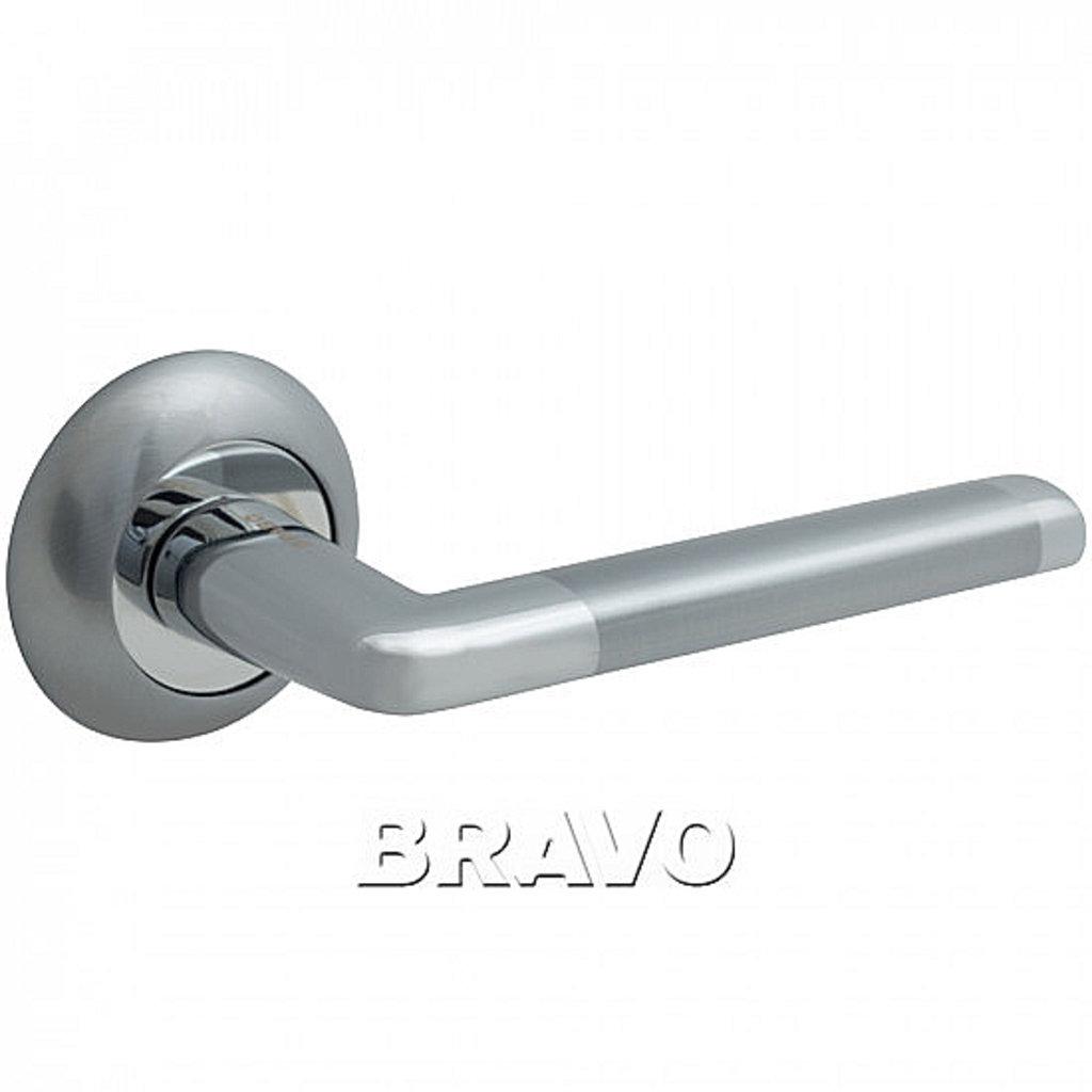 Фурнитура: Bravo А-483 SC/C МатХром/Хром в STEKLOMASTER