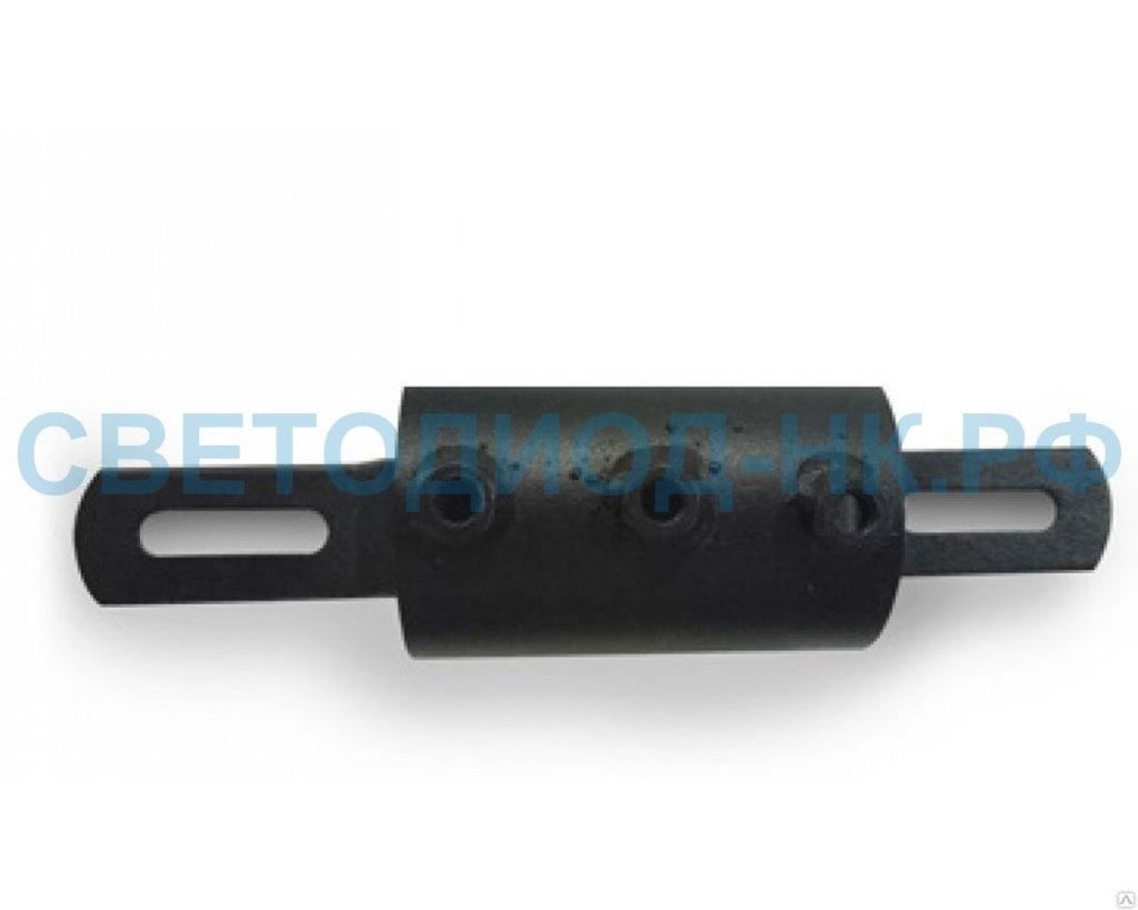 Светодиодные прожекторы: Крепление для прожектора для монтажа на трубу продольное MB-1 LLT в СВЕТОВОД