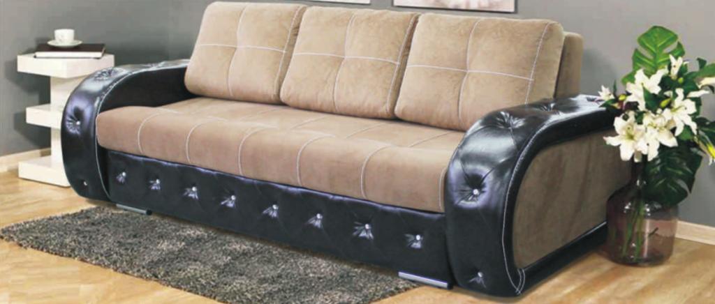 Диваны и мягкие кресла: Диван Бруклин-1 в Стильная мебель