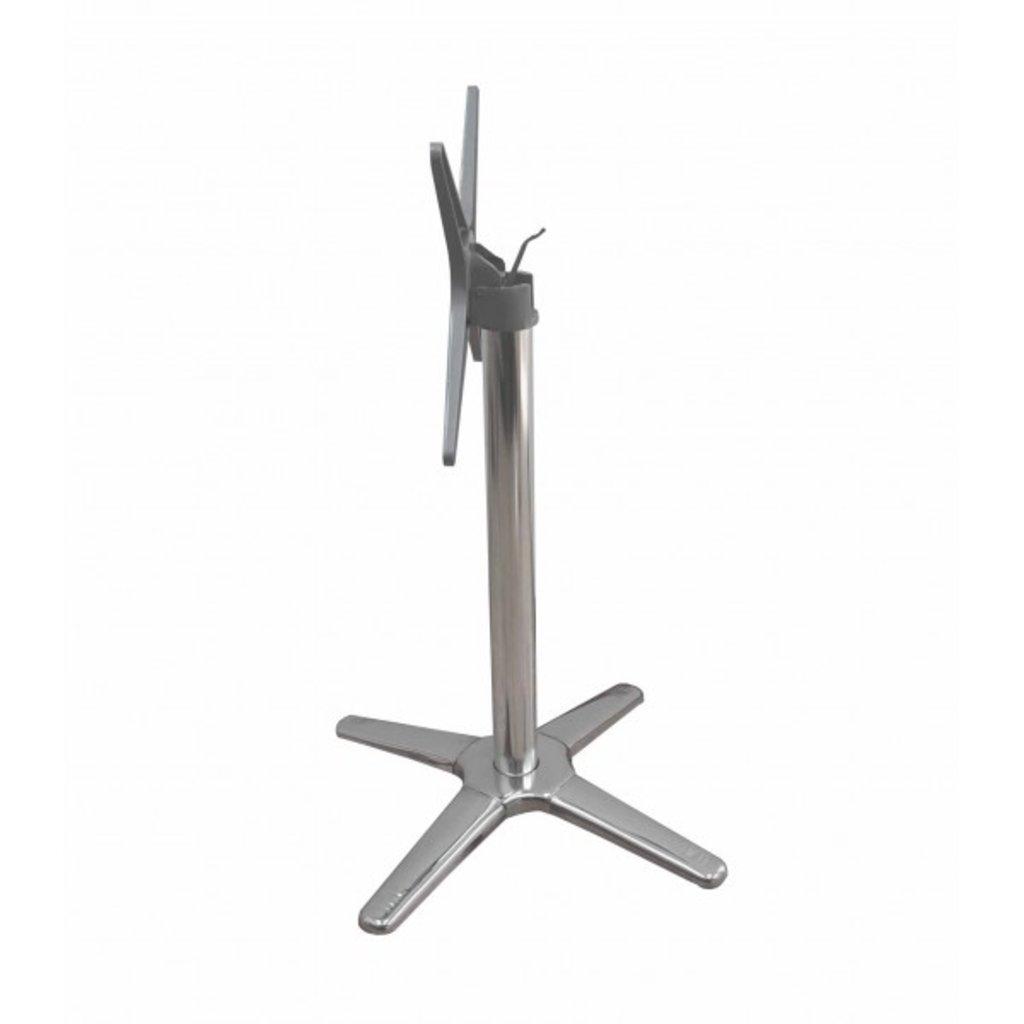 Подстолья для столов.: Подстолье 013/SS (нержавеющая сталь полированная) в АРТ-МЕБЕЛЬ НН