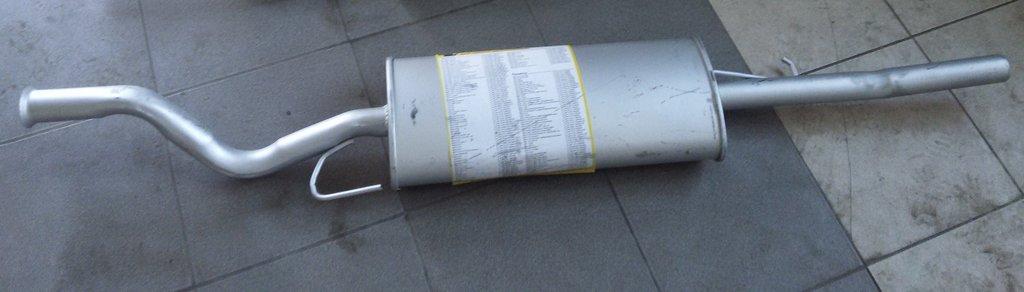 Глушители: глушитель Ваз 2110 после 2007 г.в. в Автоцентр