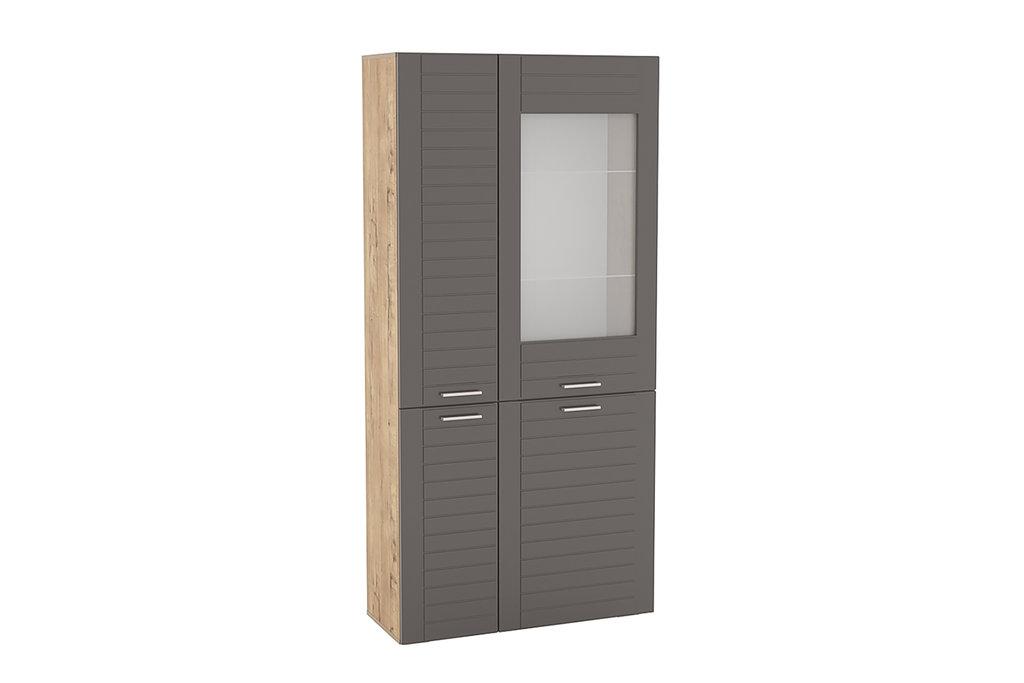 Шкафы, общие: Шкаф комбинированный LIVORNO НМ 011.48 в Стильная мебель