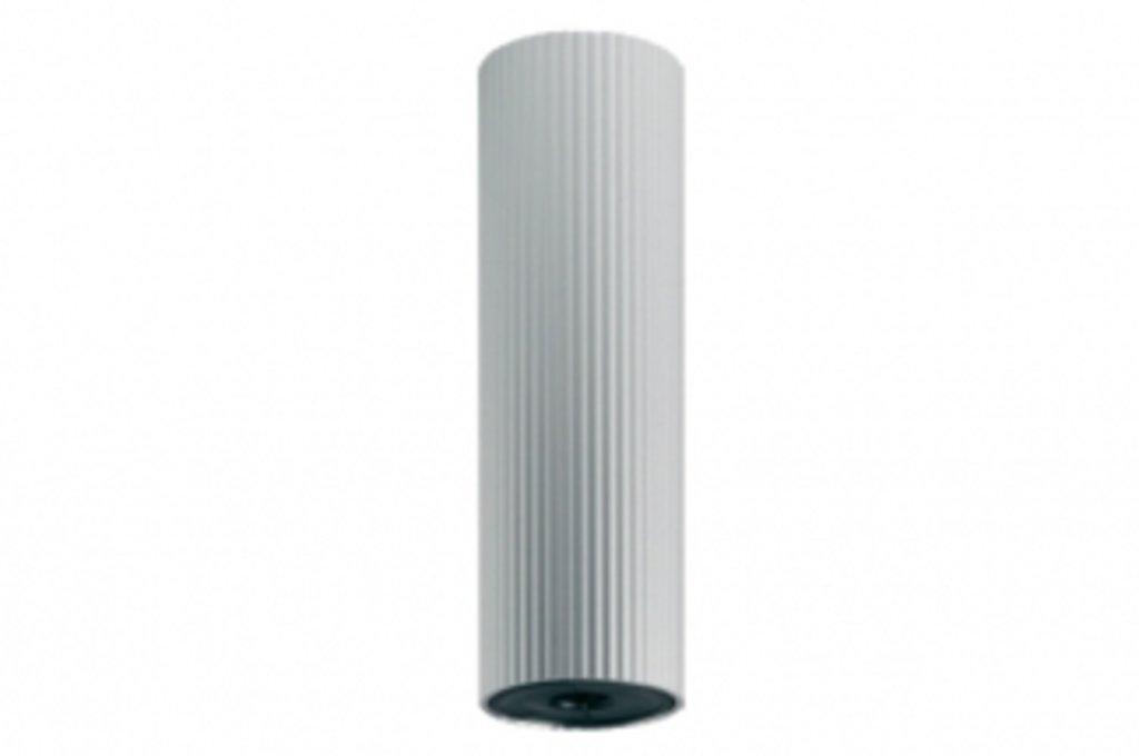 Система S-LINE: Профиль основной d.35мм, рифлёный алюминий, L.2000мм в МебельСтрой