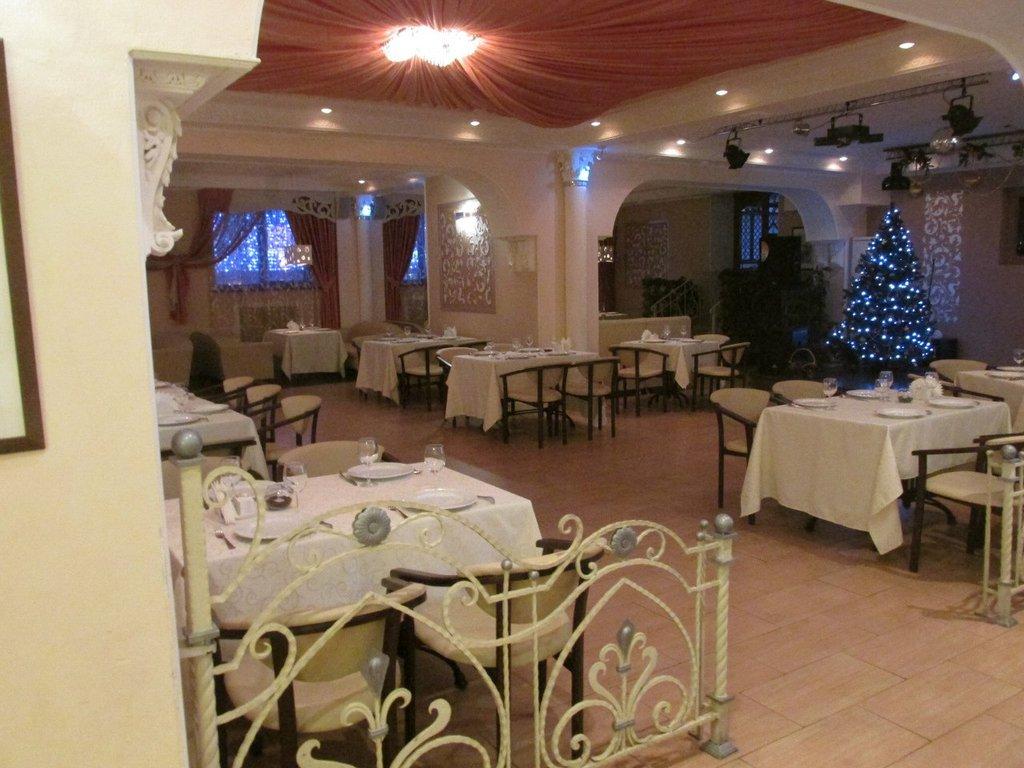 Банкетный зал в АРБАТЪ, ресторан