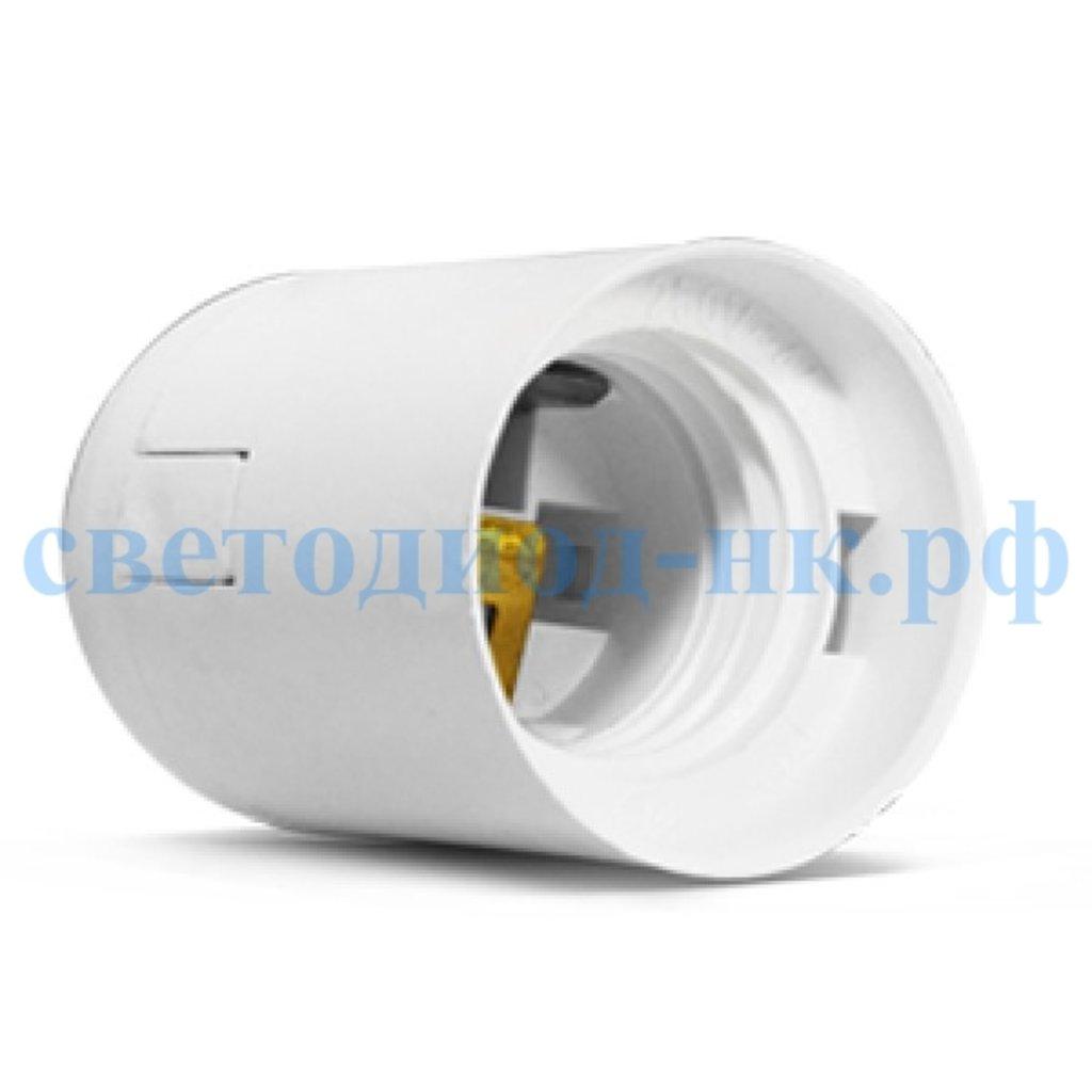 Патроны для ламп: Патрон термопластик подвесной Е27 в СВЕТОВОД