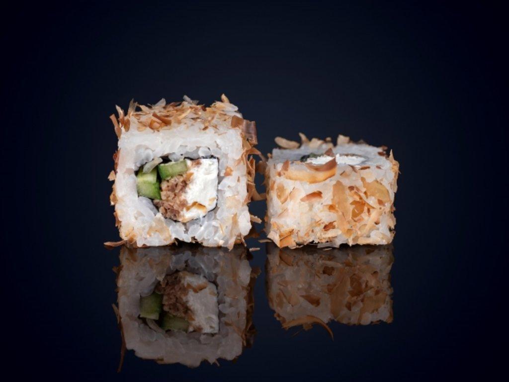 Лосось: Бон и бон в МЭСИ суши&роллы
