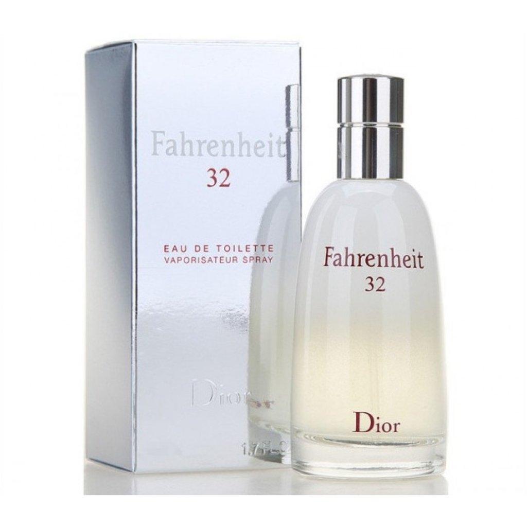 Christian Dior  (Кристиан Диор): Christian Dior Fahrenheit 32 (Кристиан Диор Фаренгейт 32)  edt100ml в Мой флакон