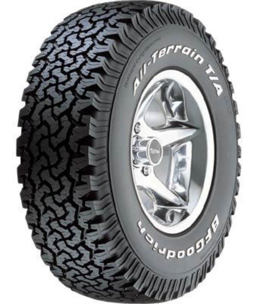 BFGoodrich: BFGoodrich All-Terrain T/A KO2 215/75 R15 100/97S в АвтоСфера, магазин автотоваров