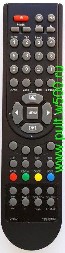 DAEWOO: Пульт DAEWOO T21L08(LCD) HUAYU в A-Центр Пульты ДУ