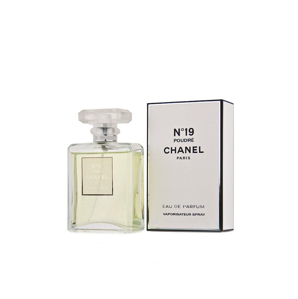 Парфюмерная вода: Chanel № 19 Парфюмерная вода ж 35 | 50 ml в Элит-парфюм