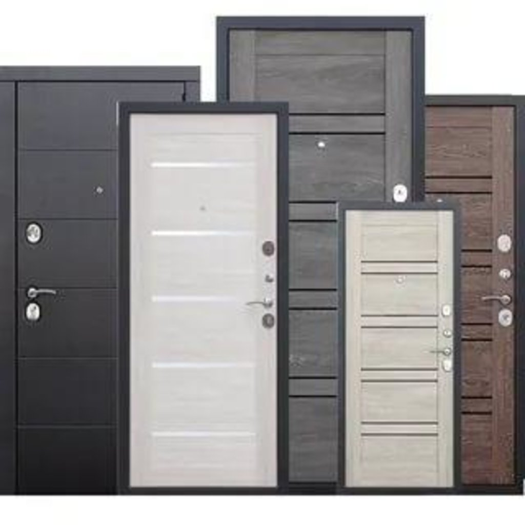 Входные двери (премиум)  от 90-110мм: Входная дверь Чикаго Царга в STEKLOMASTER