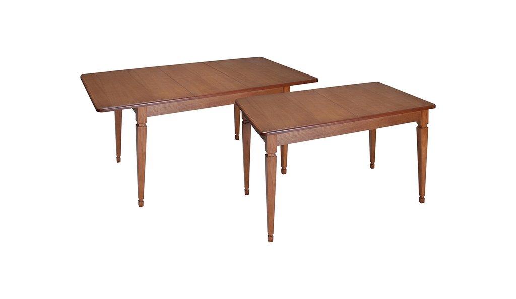 Столы деревянные: Стол Азалия П в АРТ-МЕБЕЛЬ НН