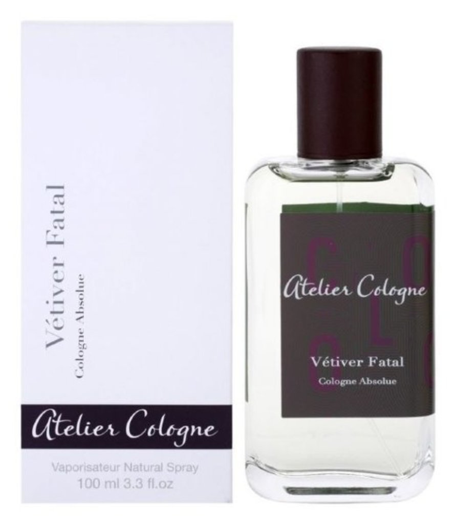 Atelier Cologne (Ательер Колон): Atelier Cologne Vetiver Fatal EDP 100ml в Мой флакон