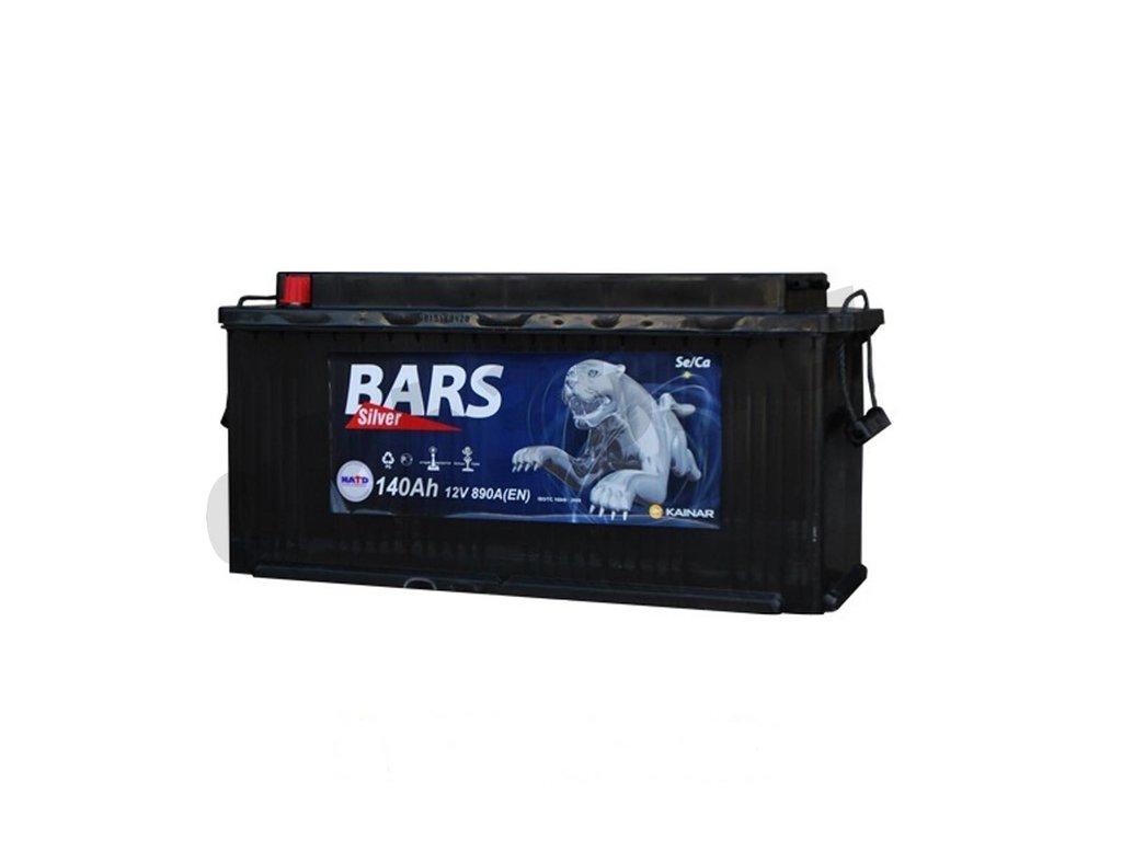 Аккумуляторы: BARS 6СТ-140 а/ч рос.поляр. в Планета АКБ
