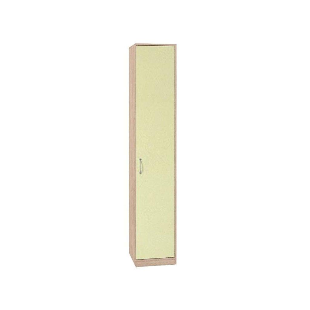 Детские шкафы и стеллажи: Шкаф для белья Фасад Лимон Калейдоскоп 7 в Стильная мебель