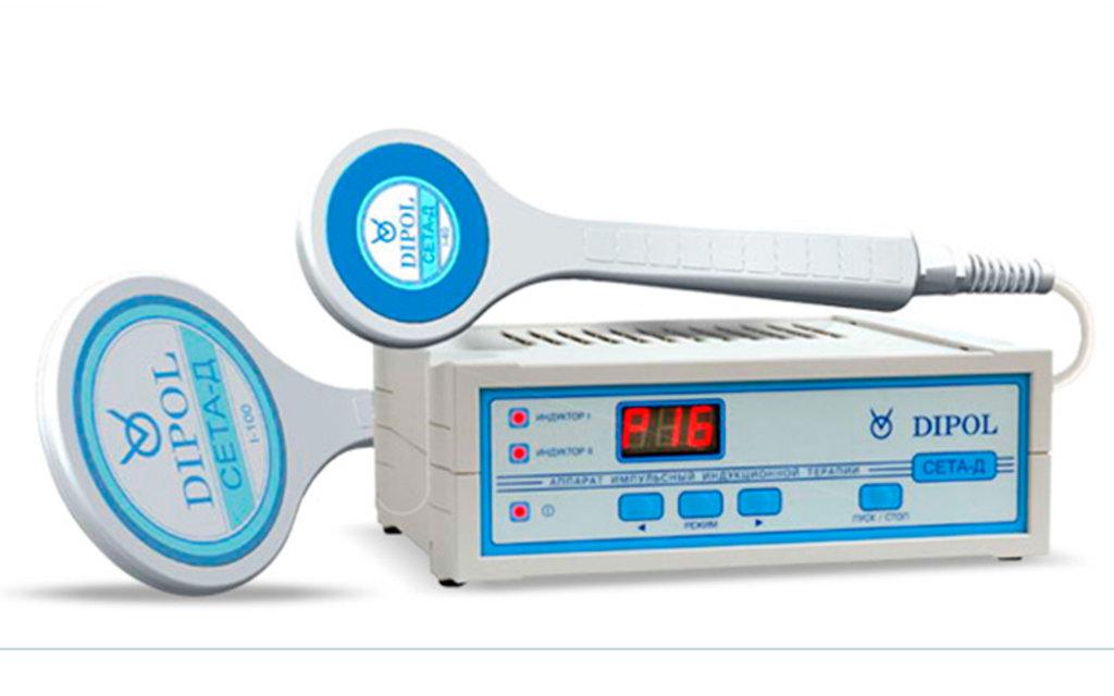 Аппараты магнитотерапии: Аппарат магнитотерапии Диполь Сета-Д-1 в Техномед, ООО