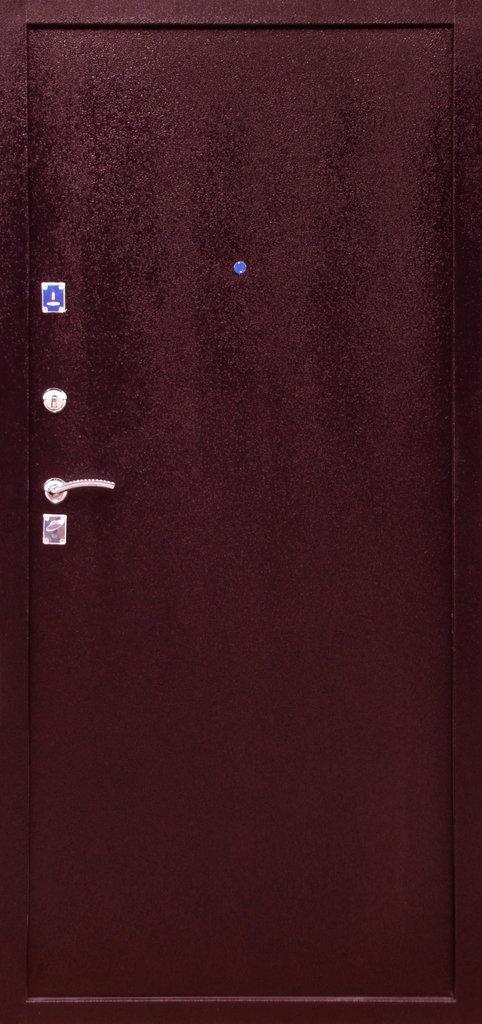 """Двери серии Стандарт: Входная дверь """"Эко-Золотистый дуб"""" в Модуль Плюс"""