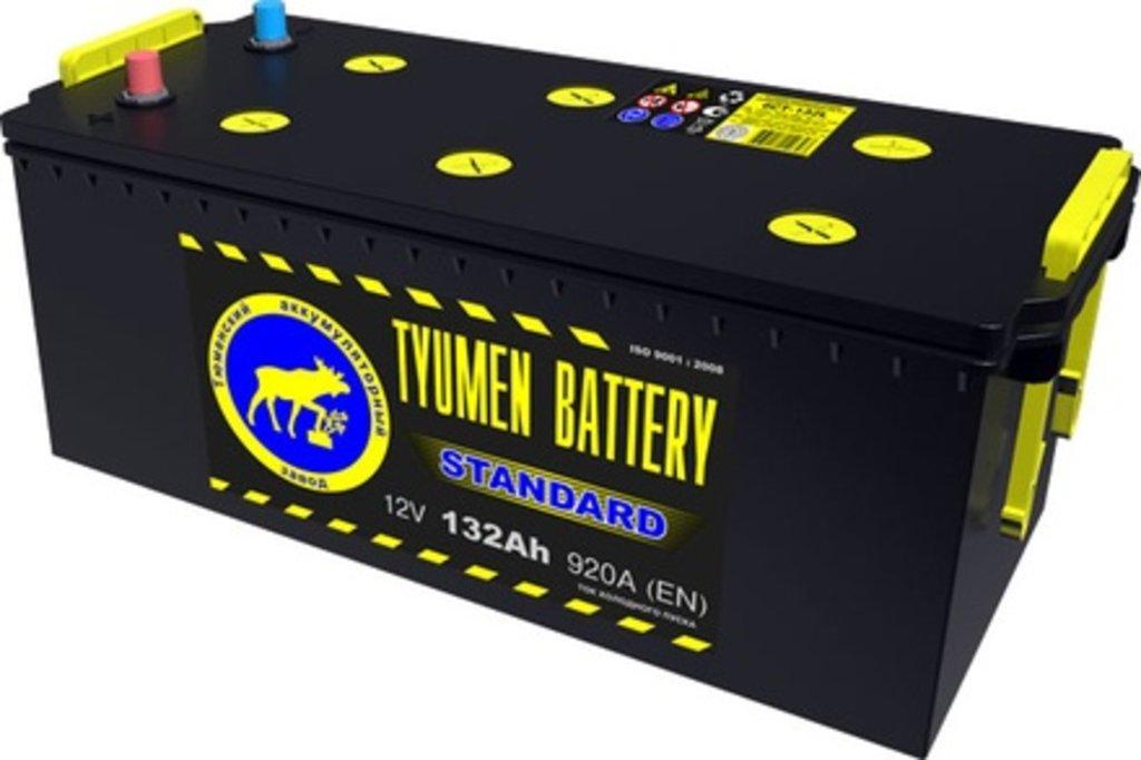 Аккумуляторы автомобильные: ТЮМЕНЬ 132 А/Ч (ЗАЛ) в Мир аккумуляторов