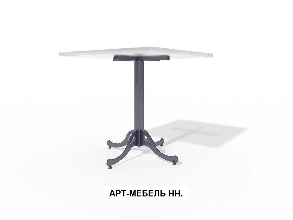 Подстолья для столов.: Подстолье 0.28 (чёрный) в АРТ-МЕБЕЛЬ НН