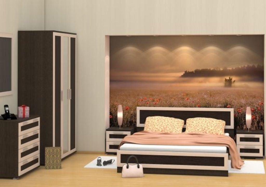 Мебель для спальных комнат, общее: Верона в Мебель ХИТ