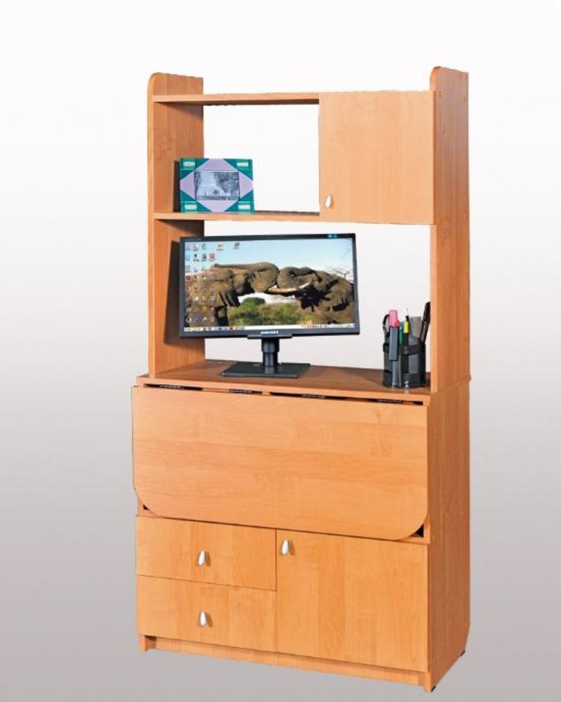 Столы компьютерные: Стол письменный УП-1 в Уютный дом