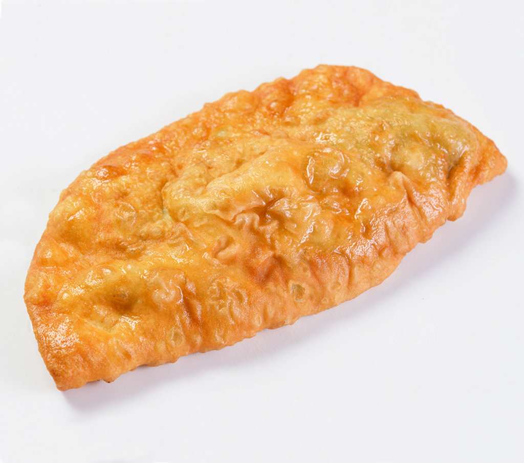 Восточные блюда: Чебурек с мясом в Провиант