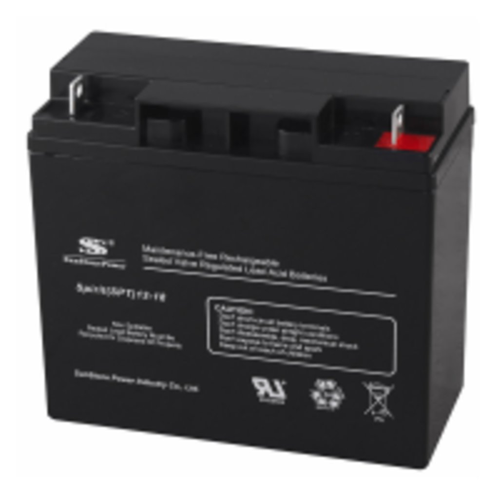Для ИБП: Аккумулятор SunStonePower SPT12-17 в Горизонт