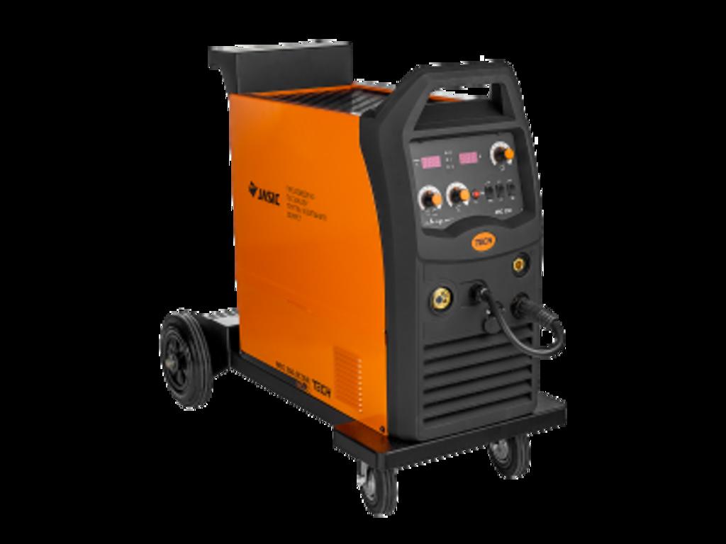 СЕРИЯ  TECH - аппараты предназначены для использования на производстве и в промышленности: TECH MIG 350 (N258) в РоторСервис, сервисный центр, ИП Ермолаев Д. И.