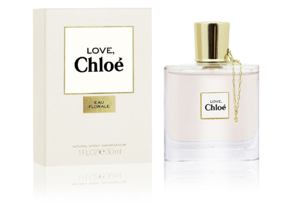 Chloe: Chloe Love Eau Florale edt 30 | 50 | 75ml в Элит-парфюм