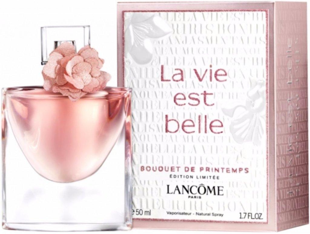 Lancome (Ланком): Lancome La Vie Est Belle Bouquet De Printemps ( Ланком Ла ви Э Бель Букет Принтепс)  edp 75 ml в Мой флакон
