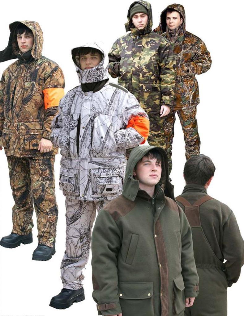 Специальная одежда, обувь: Спецодежда в Барс-1, магазин по продаже оружия, ЗАО