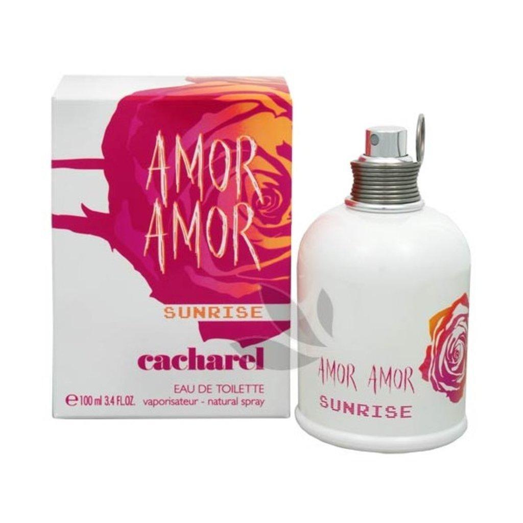 Cacharel: Cacharel Amor Sunrise Туалетная вода edt ж 30 | 50 | 100ml | тестер 100ml в Элит-парфюм