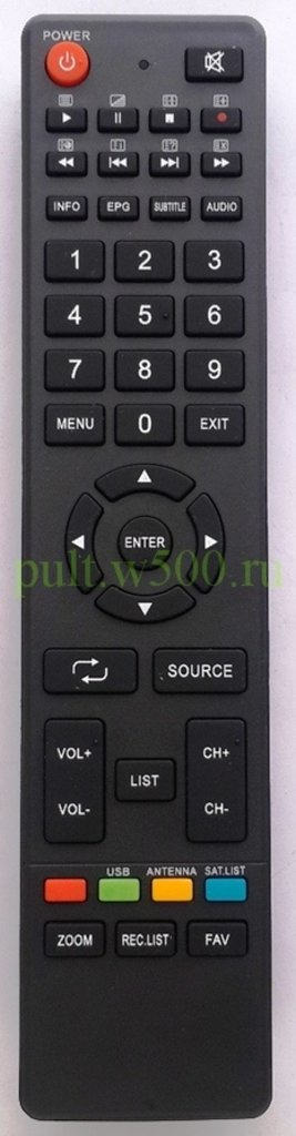 SUPRA: Пульт SUPRA JKT-91  Dexp, Rolsen (LCD STV-LC32T880WL, STV-LC32T800WL, STV-LC32T840WL ) HUAYU в A-Центр Пульты ДУ