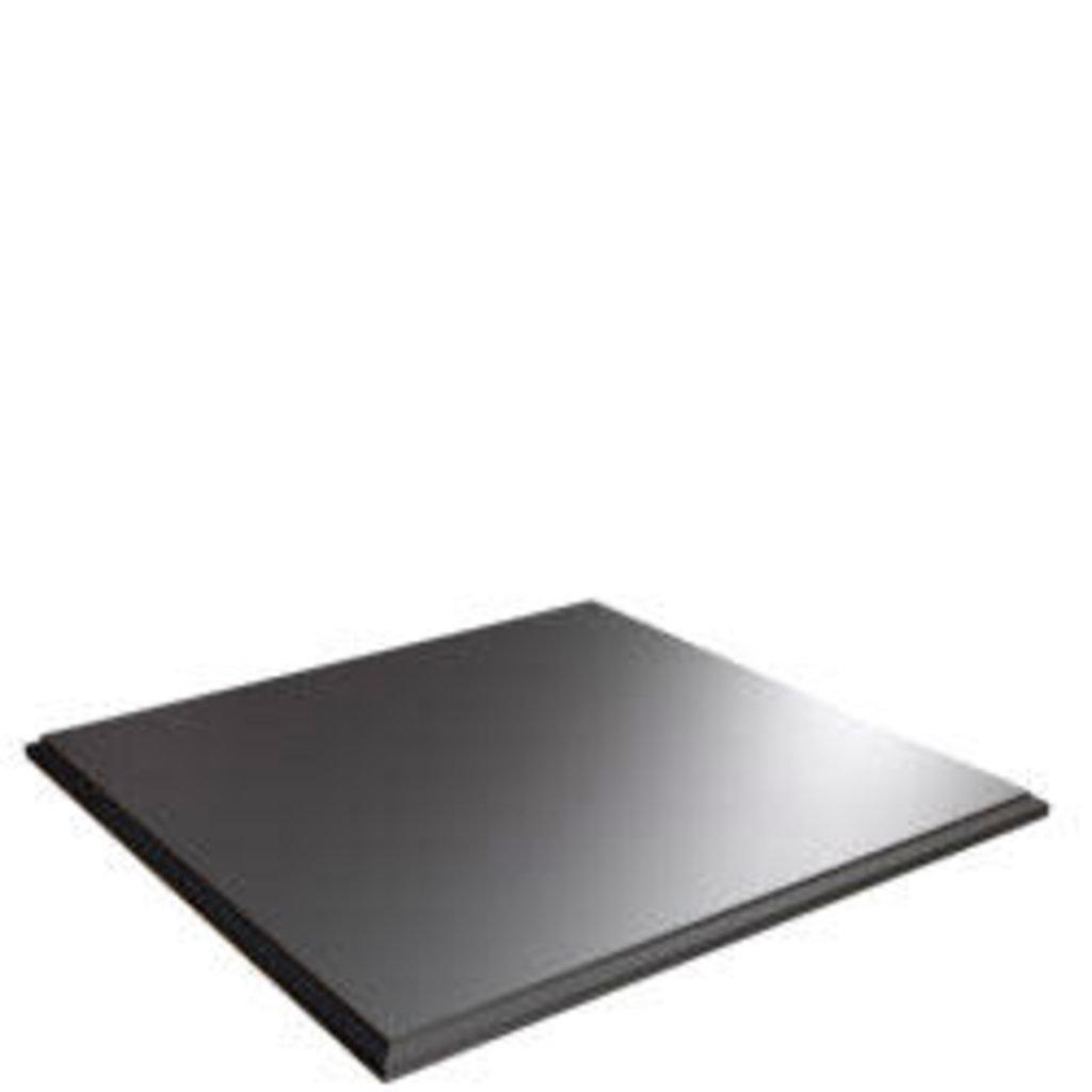 Кассетные металлические потолки: Кассеты Tegular Сesal 600*600 C01/90°/Т-24 металлик в Мир Потолков