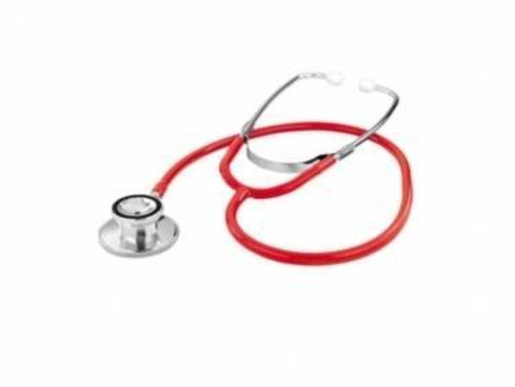 Стетоскопы: Стетоскоп KaWe Double (красный) 06.22300.012 в Техномед, ООО