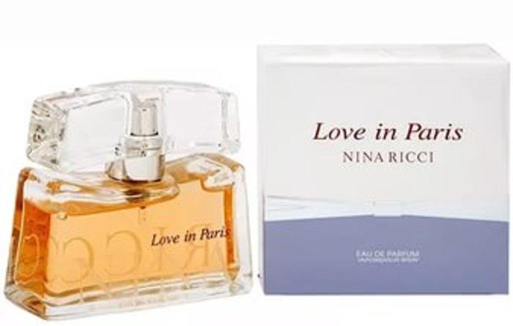 Nina Ricci (Нина Ричи): Nina Ricci Love in Paris (Нина Ричи Любовь в Париже) edp  80ml в Мой флакон