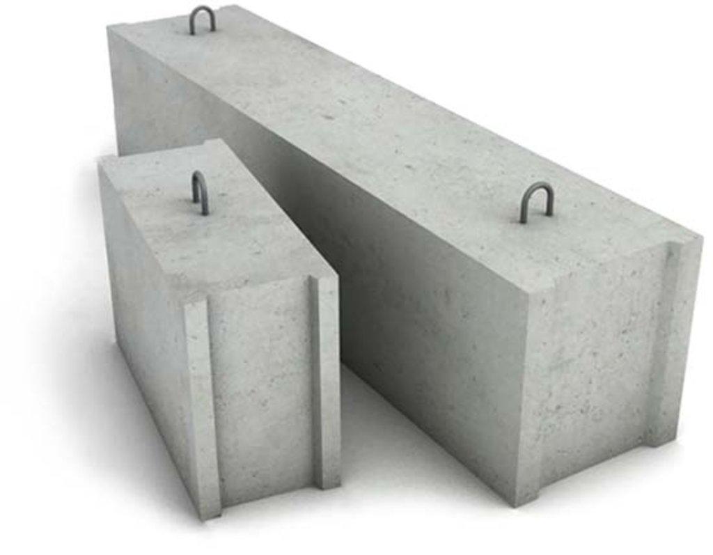 Материалы: Бетонные блоки в А-Строй
