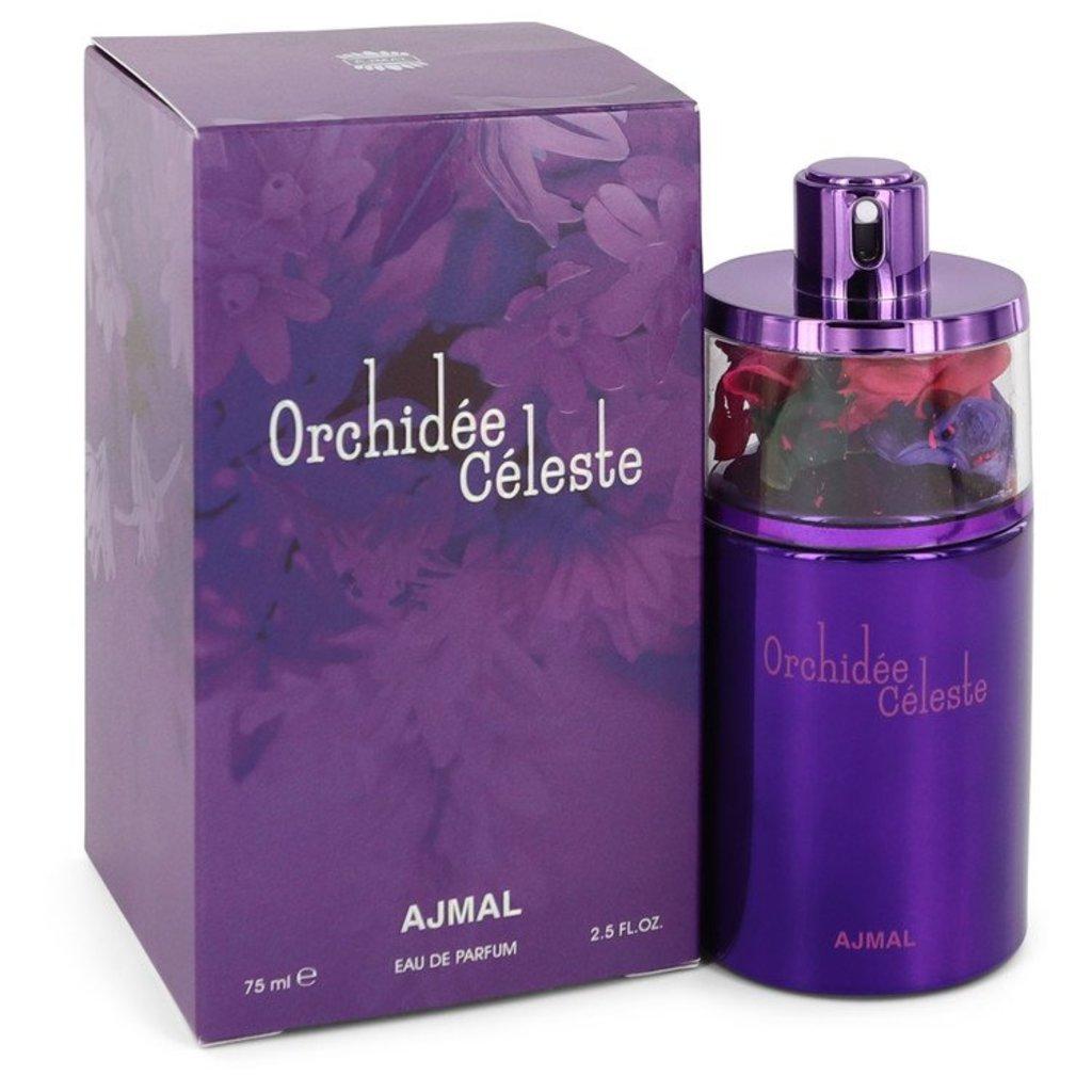 Новинки: Ajmal Orchidee Celeste (Аджмал Орхидеи Челесте) edp 75ml в Мой флакон