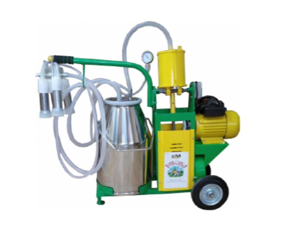 Доильное оборудование: Доильные аппараты Буренка для коз и коров в Сельский магазин