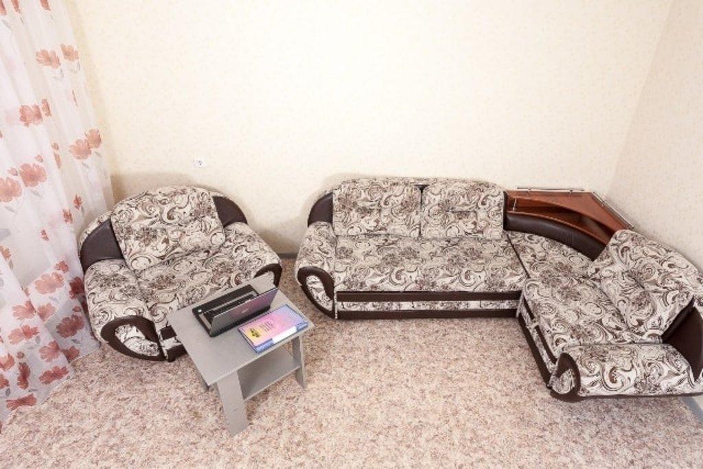 Однокомнатные квартиры: Однокомнатная квартира улица 78 Добровольческой бригады, 4 (А) в Эдем