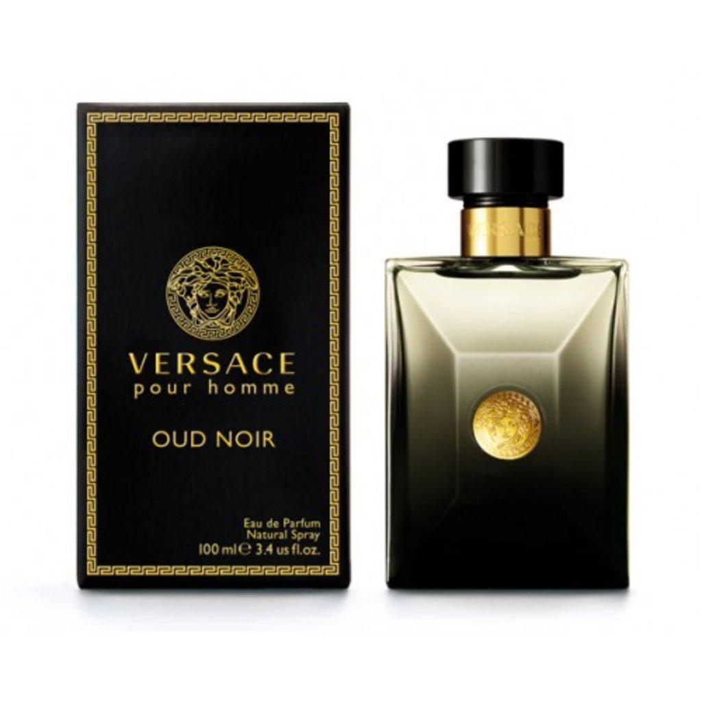 Versace (Версаче): Versace Pour Homme Oud Noir 100ml в Мой флакон